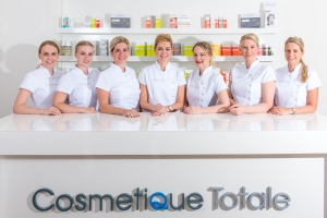 groepsfoto Cosmetique Totale-HR