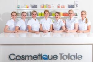 groepsfoto Cosmetique Totale-HR
